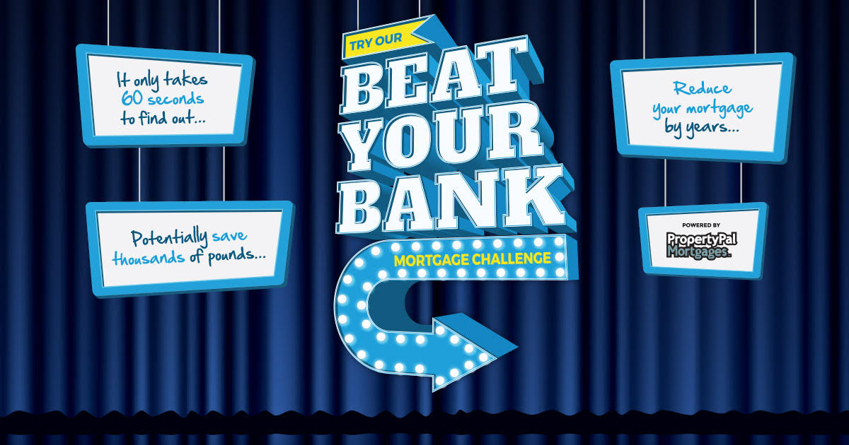 PropertyPal Beat your Bank