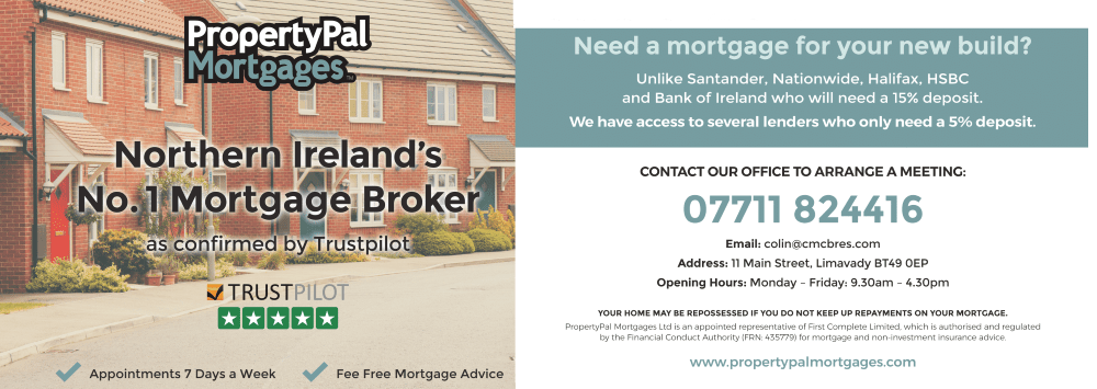 Property Pal New Build Mortgages